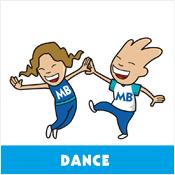 primary school dance program