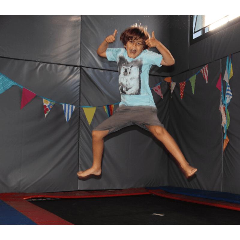 Gymnastics trampoline for kids