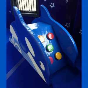 hire kids party equipment