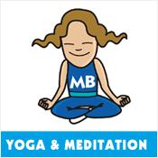 kids yoga meditation classes north shore