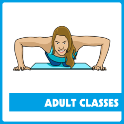 adult fitness classes hornsby