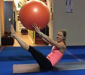 adult pilates horsby