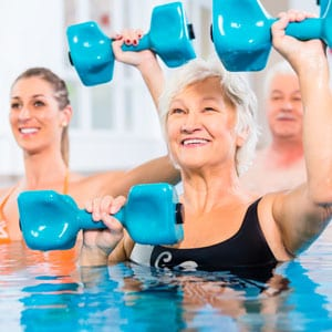 adult pool exercise classes