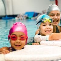 toddler learn to swim class hornsby