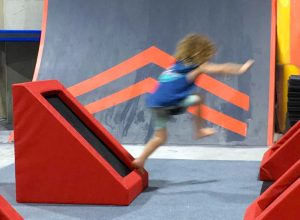 Moving Bodies Ninja Warrior Course