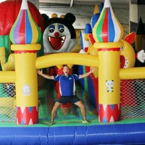 friday night fun jumping castle