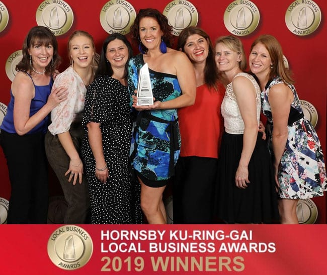 hornsby local business award winners 2019