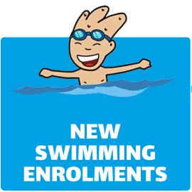moving bodies swimming enrolments